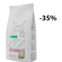 Superior Care Grain Free 10 kg - Små racer