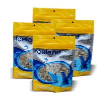 4 x 100g. ICELAND PET godbidder ORIGINAL