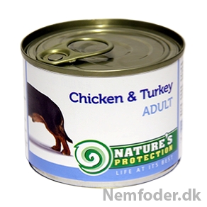 Adult Chicken & Turkey 200g