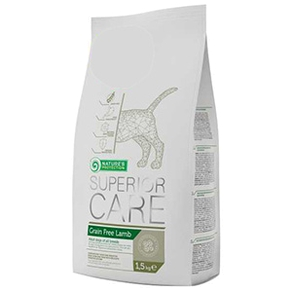 Prøvepose - Superior Care Grain Free Lamb