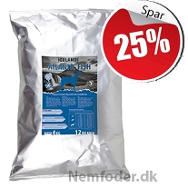 Iceland Pure Atlantic Fish 12 kg. KORNFRIT