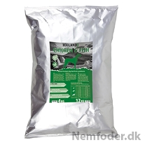Iceland Pure Chicken & Fish 12 kg. KORNFRIT