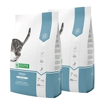2 x Natures Protection Kitten 18 kg.
