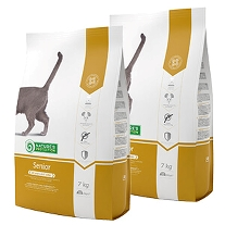 2 x Natures Protection Senior 7 kg.