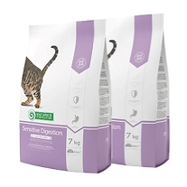 2 x Natures Protection Sensitive Digestion 7 kg.