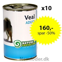 10 x 400g Adult Veal