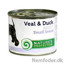 Adult Small Breed - Veal & Duck 200g
