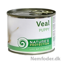 e Puppy Veal 200g