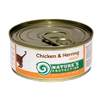 d Adult Chicken & Herring 100g