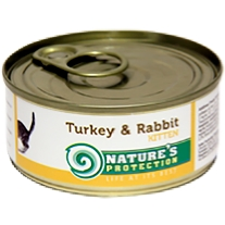 d Kitten Turkey & Rabbit 100g