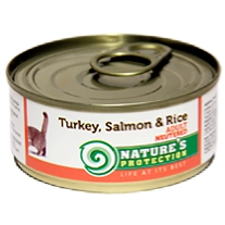 d Neutered Turkey, Salmon & Rice 100g