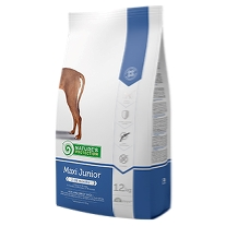 a Natures Protection Maxi Junior 12 kg.