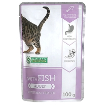 10 x 100g. Fish - Intestinal Health