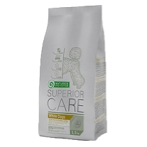 Superior Care White Dog 10 kg - Large