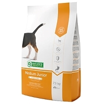 Natures Protection Medium Junior 7,5.kg.