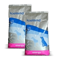 2 x ICELAND PET Energy 12 kg