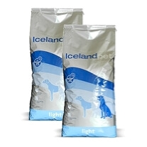 2 x ICELAND PET Light 12 kg.