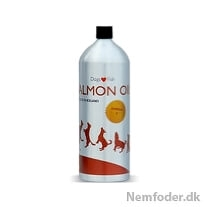 ICELAND PET Lakseolie 500 ml.