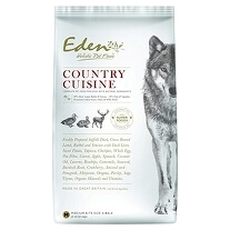 Eden 80/20 Country Cuisine 2 kg - Lille foderpille