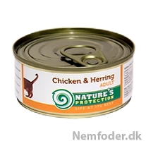 Adult Chicken & Herring 100g