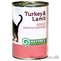 Sensitive Digestion Turkey & Lamb 400g