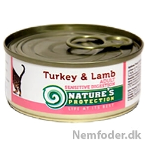 Sensitive Digestion Turkey & Lamb 100g