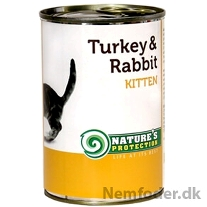 Kitten Turkey & Rabbit 400g