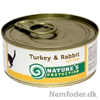 Kitten Turkey & Rabbit 100g