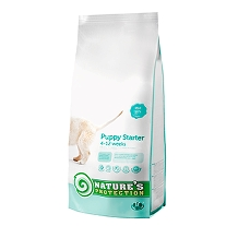 a Natures Protection Puppy starter 18.kg